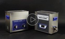 Сравнительный видеообзор ультразвуковых ванн Jeken PS-30 и Jeken TUC-65