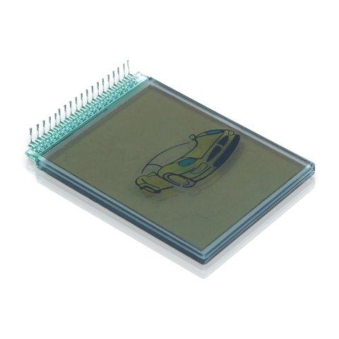 ЖК-дисплей для брелока СТАЛКЕР 600