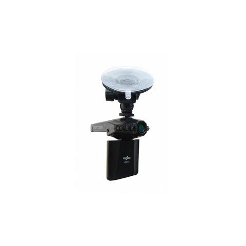 Видеорегистратор c поворотным монитором Gazer H115
