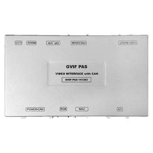 GVIF интерфейс для Lexus ES300, CT200, LC200, RX450, LX450 2014 2016 г.в.