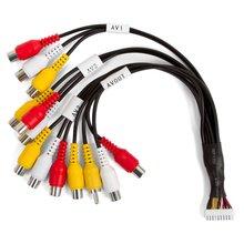 AV OUT кабель для автомобільних відеоінтерфейсів - Короткий опис