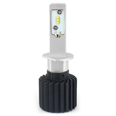 Car LED Headlamp Kit UP 7HL H1W 4000Lm H1, 4000 lm, cold white