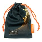 Microfiber Pouch with GsmServer Logo