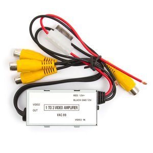 Car Video Distribution Amplifier (1 to 3 Channels)