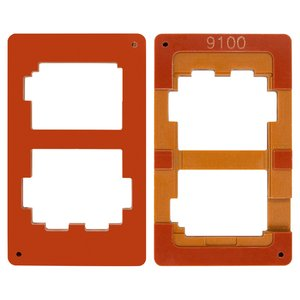 LCD Module Mould for Samsung I9100 Galaxy S2, I9105 Galaxy S2 Plus Cell Phones, (for glass gluing )