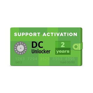 DC-Unlocker Activation (2 Years Support)