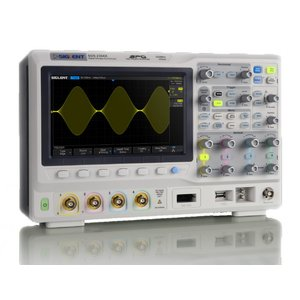 Super Phosphor Oscilloscope SIGLENT SDS2302X