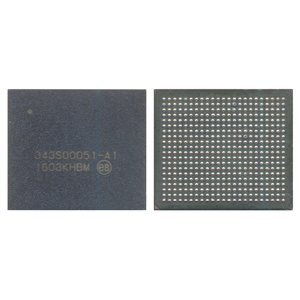 Power Control IC 343S00051-A1 compatible with Apple iPad Pro 9.7