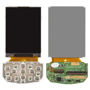 LCD for Samsung D900i Cell Phone