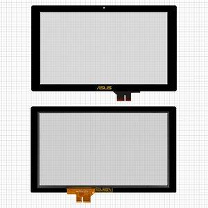Cristal táctil para ordenadores portátiles Asus VivoBook Q200E, VivoBook S200, VivoBook S200E, VivoBook X200, VivoBook X202E, negro