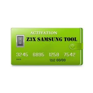 Активация Z3X Samsung PRO (sams_pro)