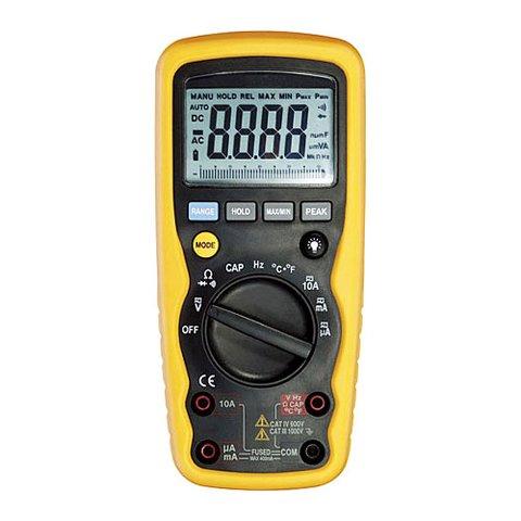 Професійний цифровий мультиметр Axiomet AX 155 Повний аналог Extech EX503