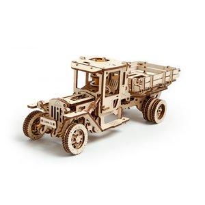 Механічний 3D-пазл UGEARS UGM-11 Вантажівка