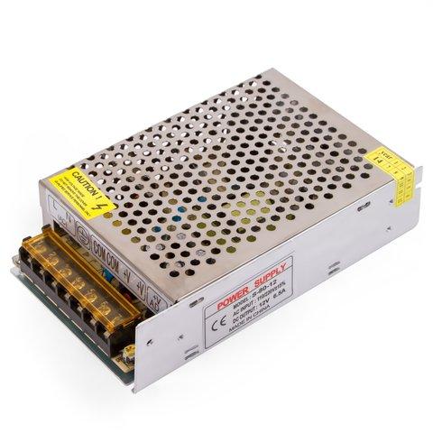 Блок живлення для світлодіодних стрічок 5 В, 20 А 100 Вт , 110 220 В