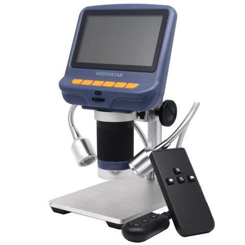Цифровой микроскоп с дисплеем Andonstar AD106S