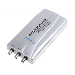 PC-based Digital Oscilloscope Hantek DSO-5200 USB