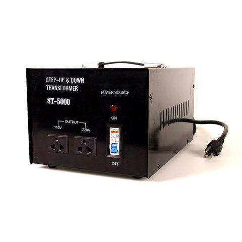 Step Up Down Voltage Transformer ST 5000